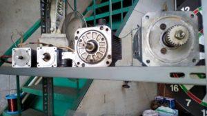 Lafert servo motorun bakımı
