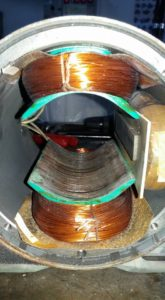 Bingöl fırçalı dc motor Bobinaj Ustası
